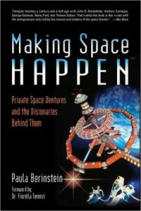 Making Space Happen Cover