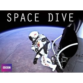 Space Dive Documentary Cover