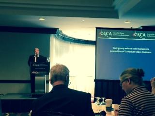 Arny Sokoloff - CSCA President