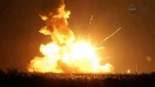 Uncrewed Antares Rocket Explodes Upon Launch