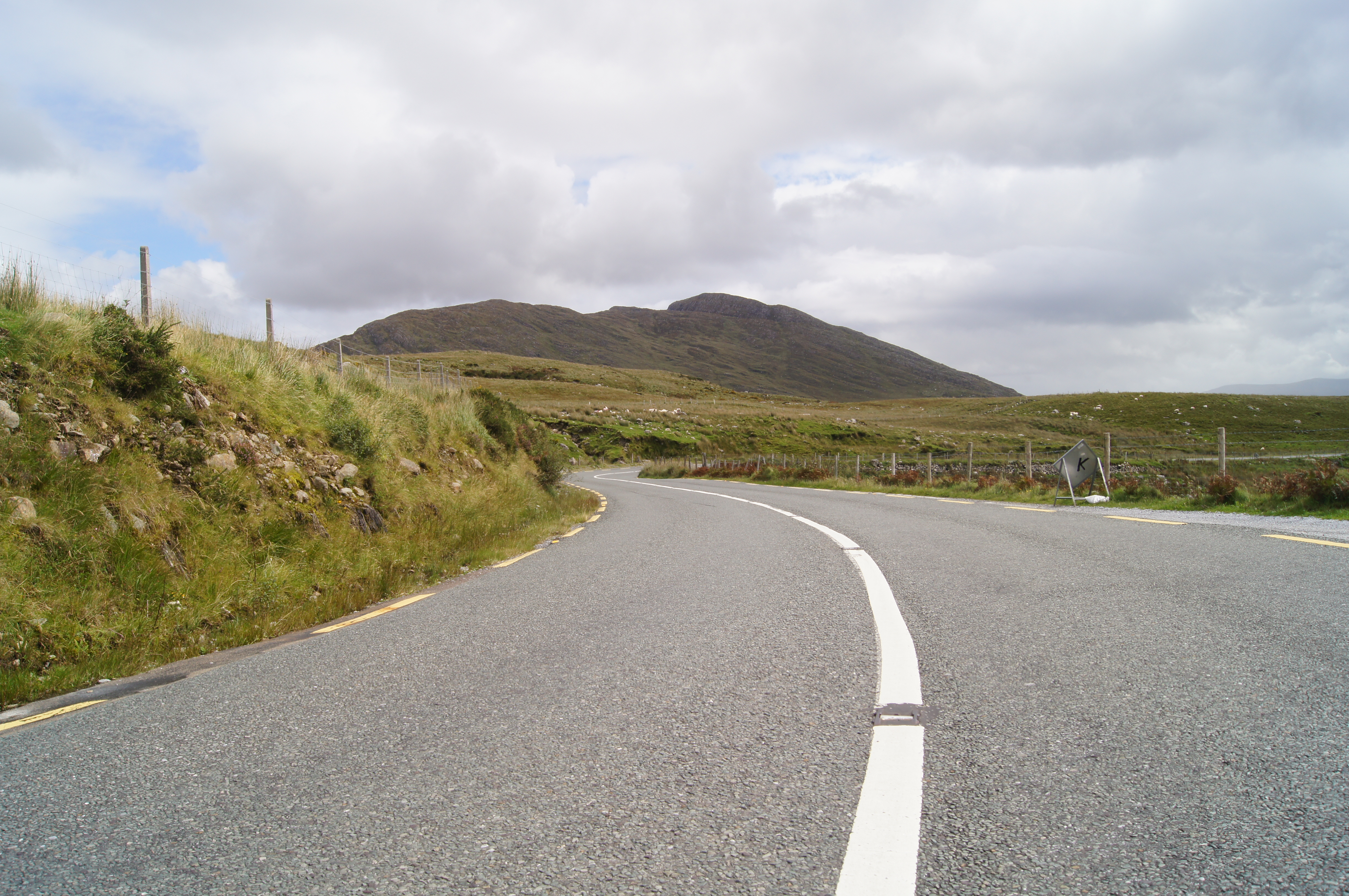Ring of Kerry roads