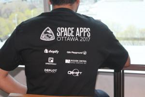 Space Apps Ottawa Sponsors