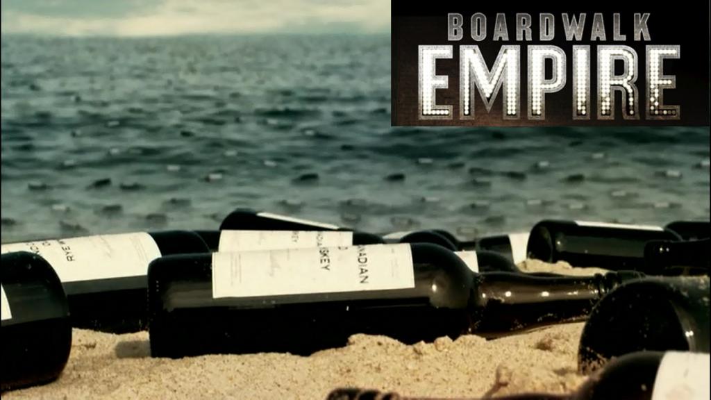 Opening scene from HBO's Prohibition-era crime drama,
